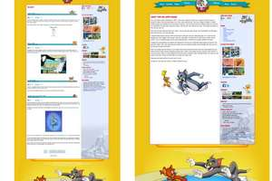 Tom and Jerry Online