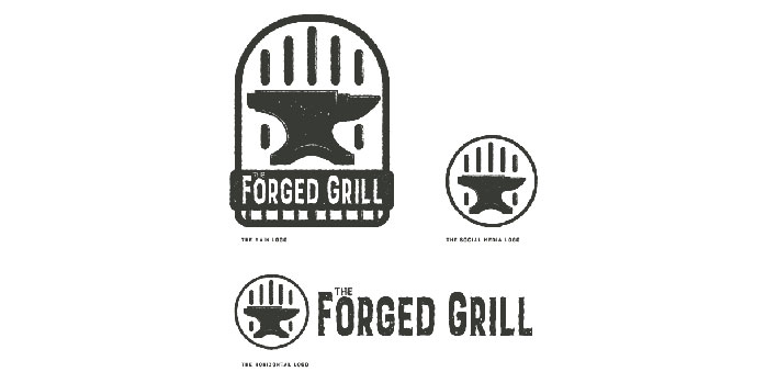 The Forged Grill